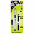 Zebra Fountain Pen V-301® - Stainless Steel - Blue Ink