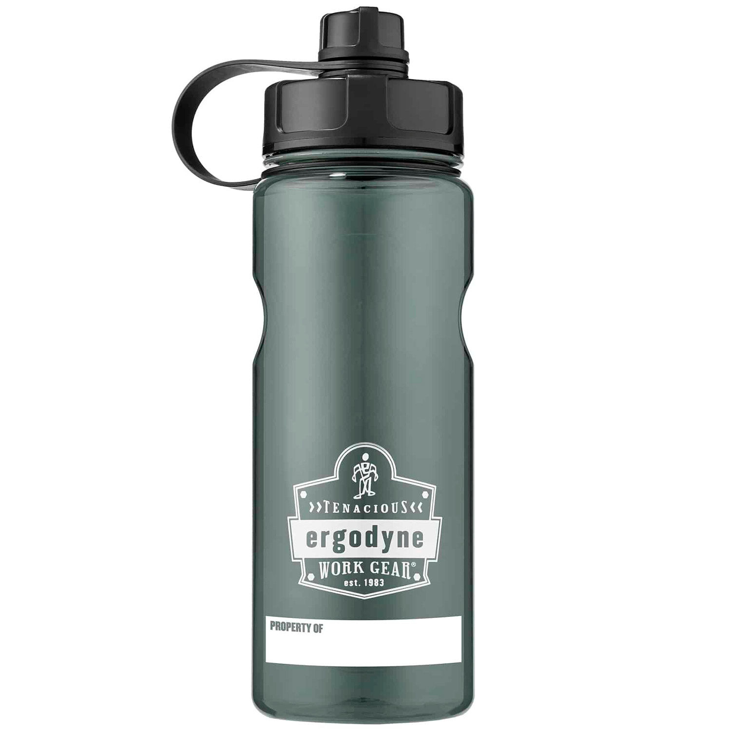 Ergodyne Chill-Its 5151 Wide Mouth Water Bottle 1 Liter
