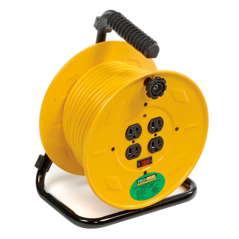 Hose & Cord Reels | Electrical Cable Reels | Alert 7080M