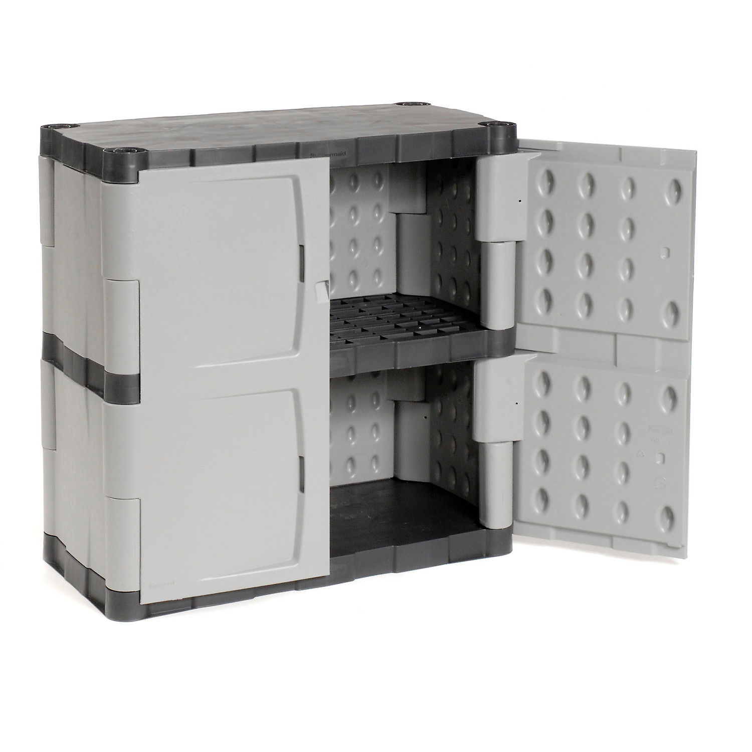 Rubbermaid 7085 Plastic Storage Cabinet