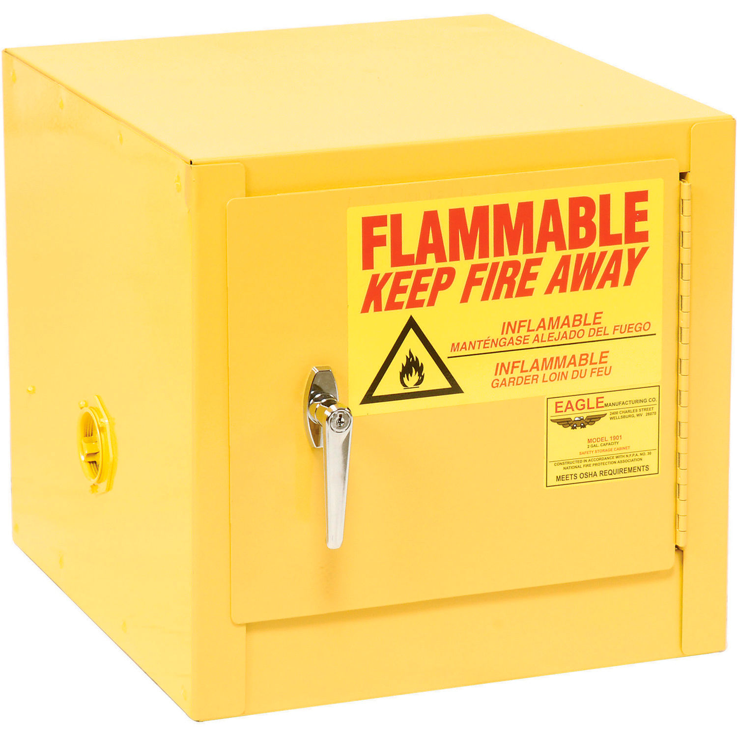 Flammable Osha Cabinets Cabinets Flammable Eagle Compact