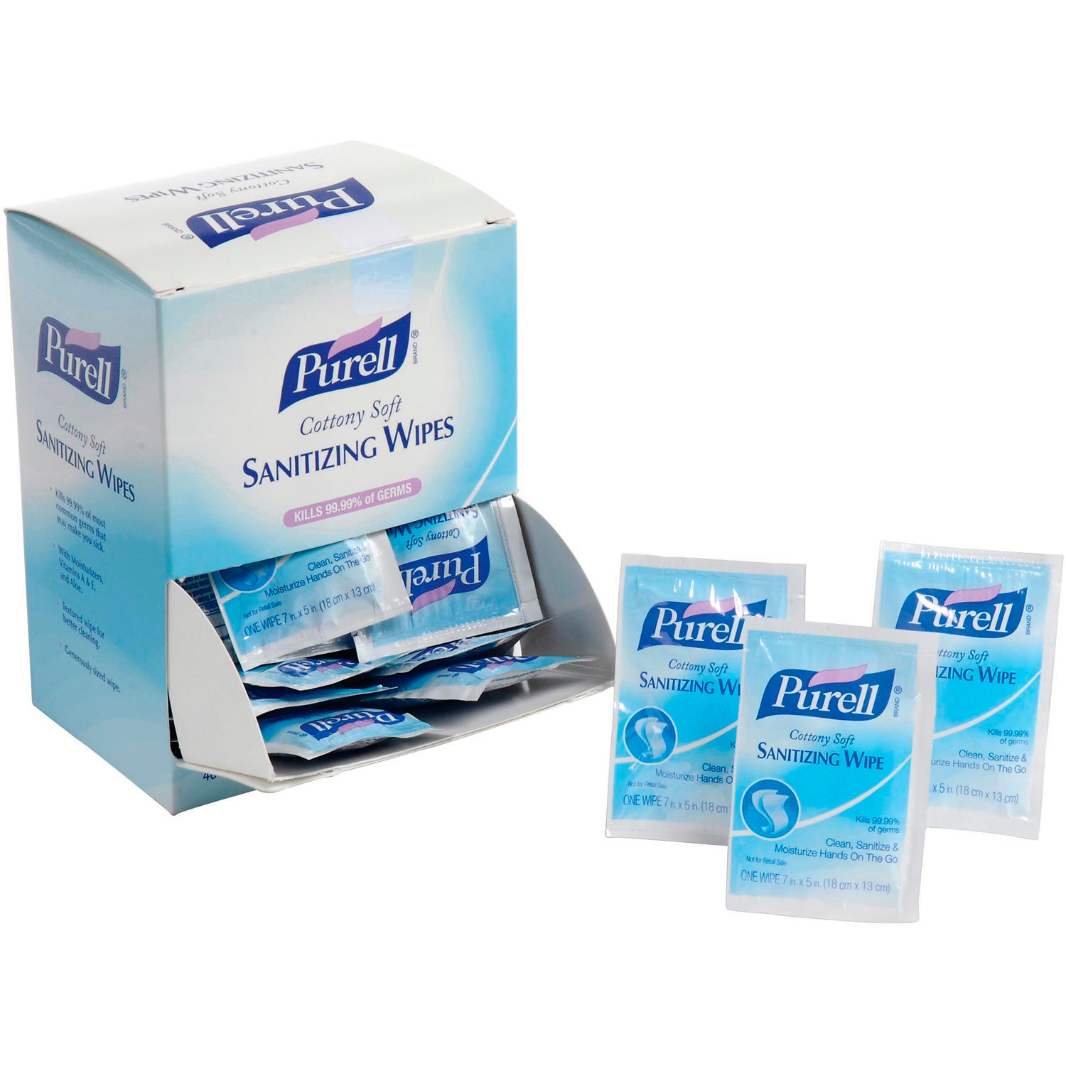 Bathroom Supplies | Hand Sanitizers | Purell Cottony Soft Sanitizing