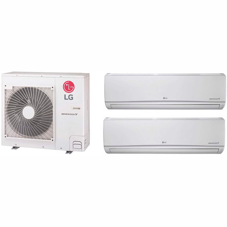 Air Conditioners | Multizone Split Air Conditioners | LG