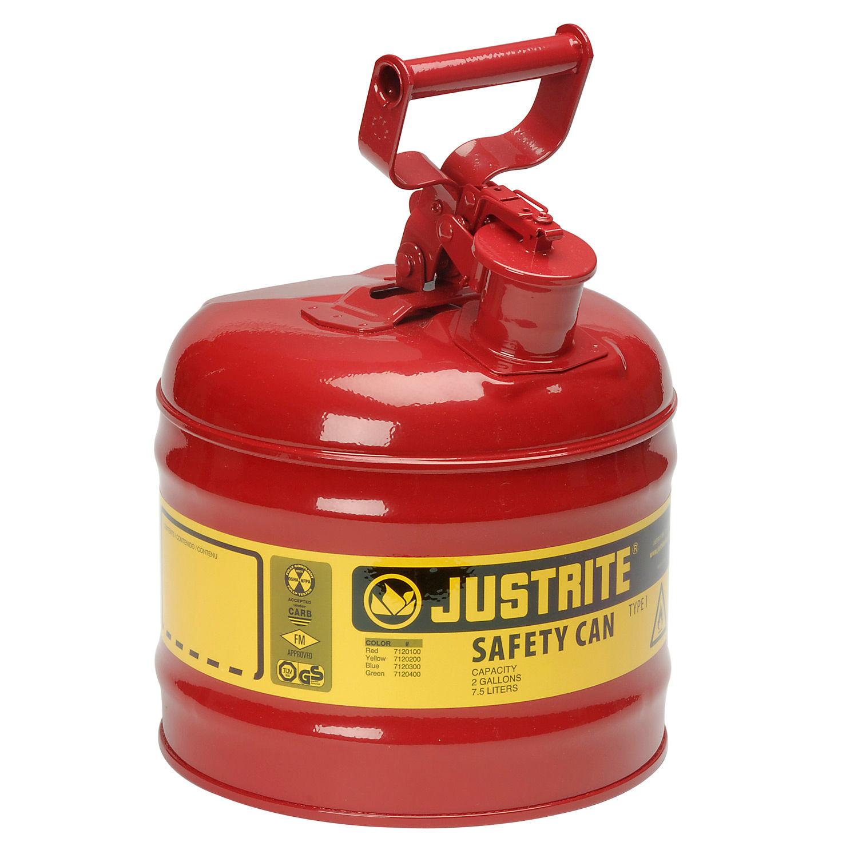 Safety Cans & Gas Tanks | Safety Cans-Gas | Safety Can Type