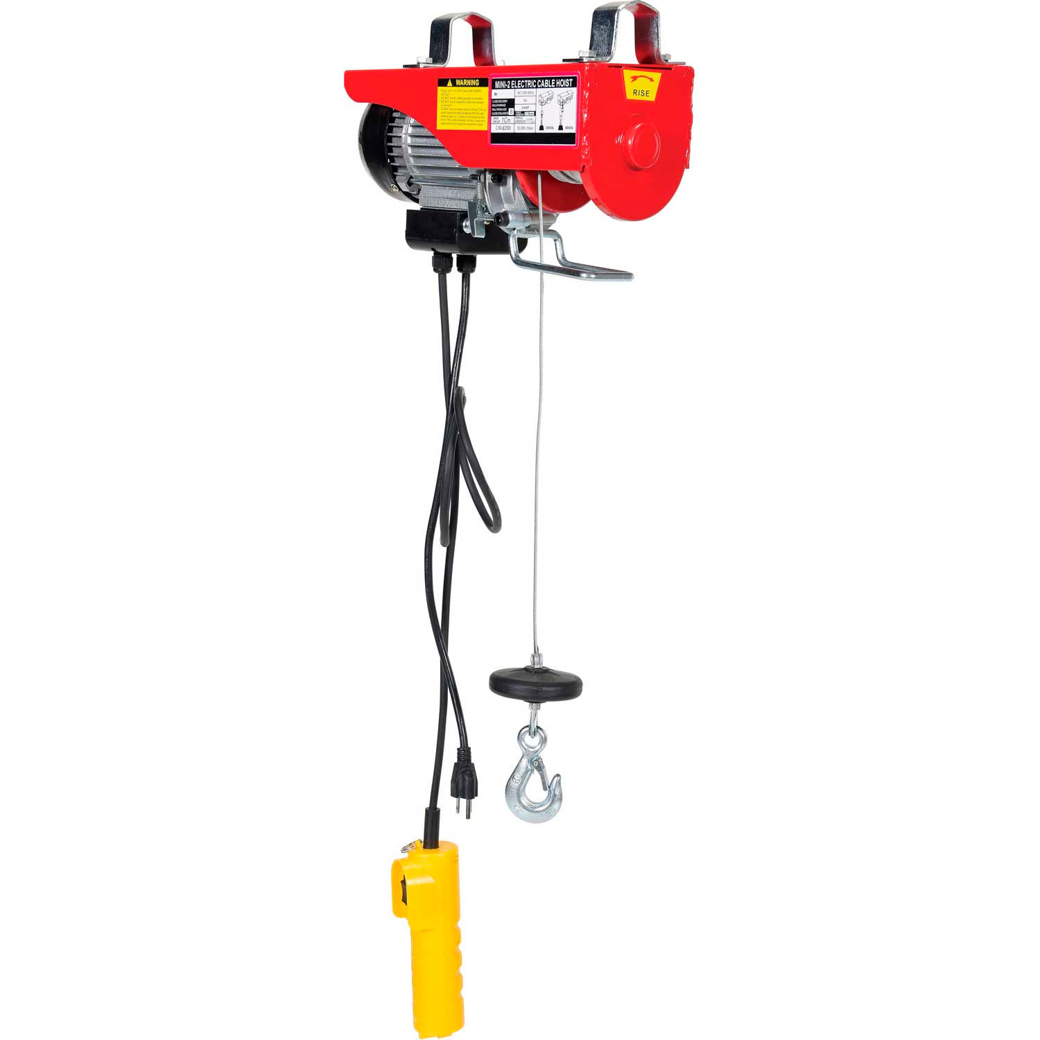 110volt Ac Pullzall Handheld Electric Portable Pulling And Lifting