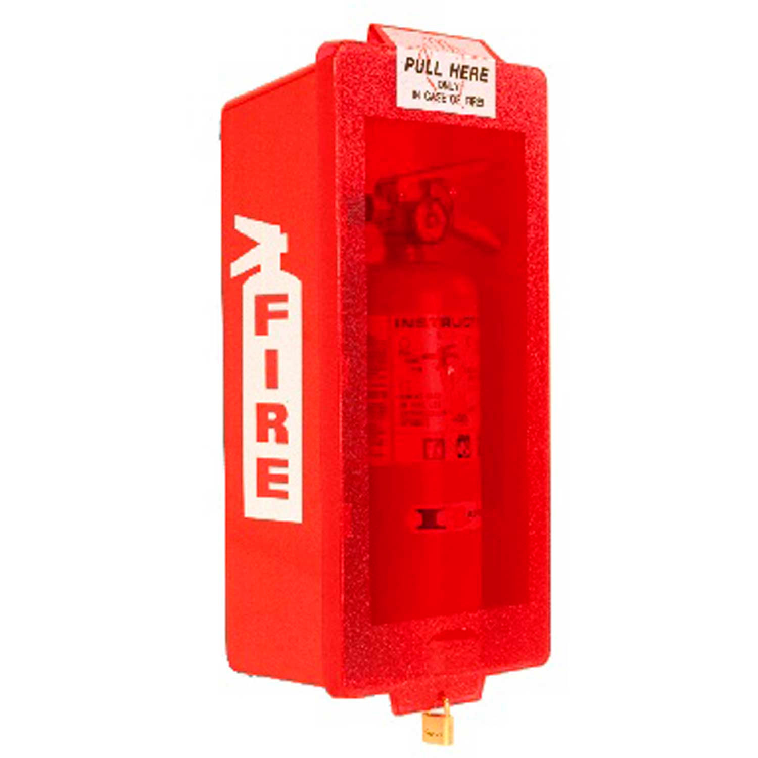 Fire Protection Fire Extinguisher Cabinets Parts Abs