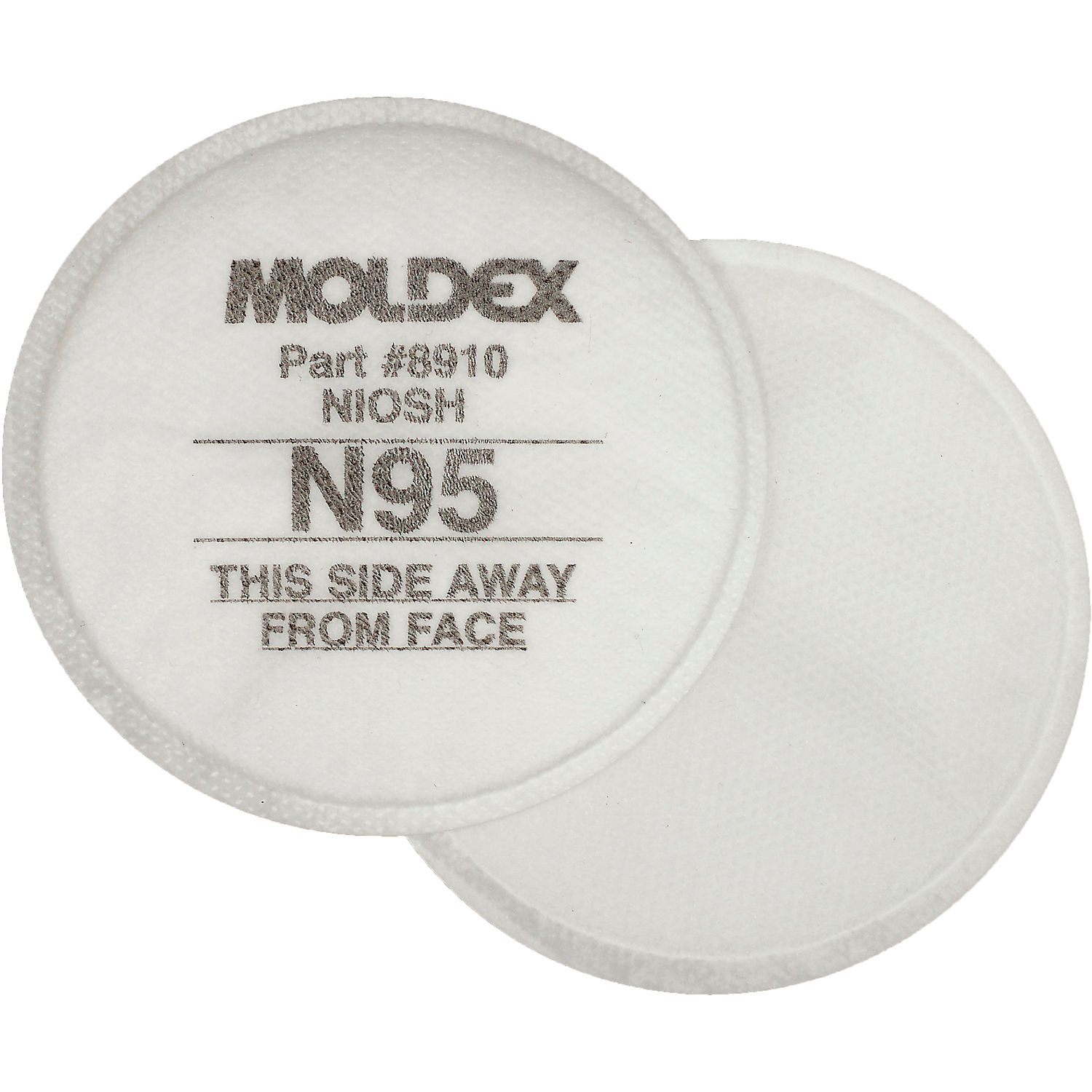 Moldex Respiratory Filters Protection amp; Cartridges N95 8910