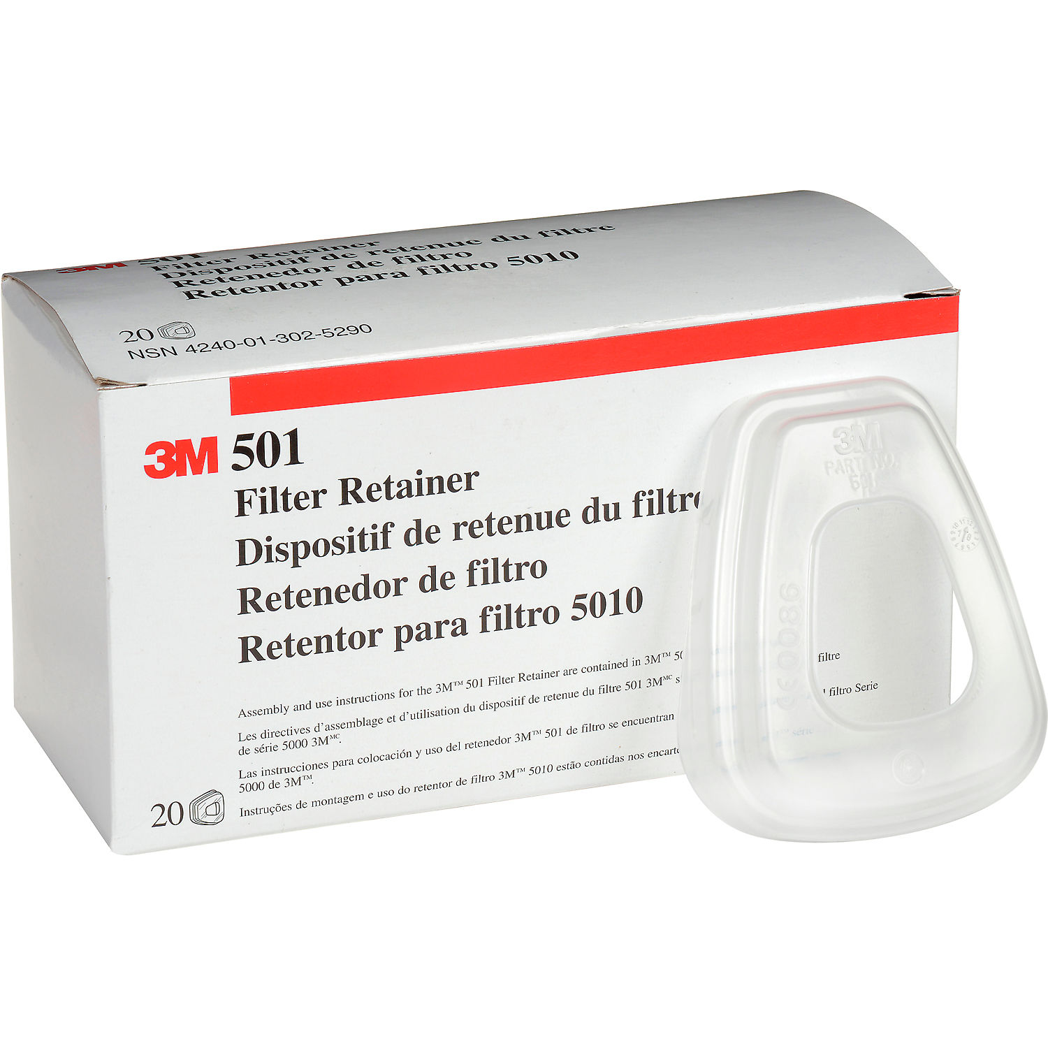 Respiratory Protection   Cartridges & Filters   3M™