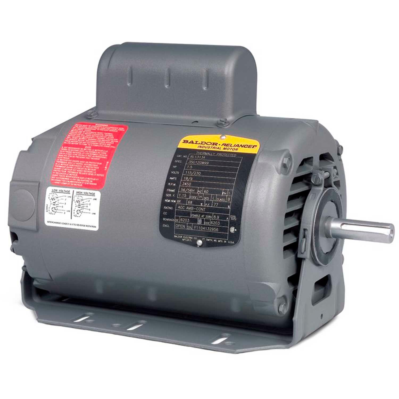 1 hp baldor capacitor wiring electric motors hvac general purpose fan   blower motors  general purpose fan   blower motors