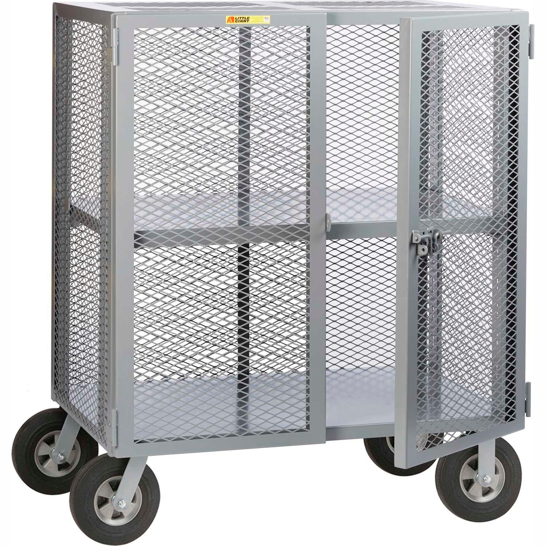 Trucks & Carts | Security Trucks | Little Giant®