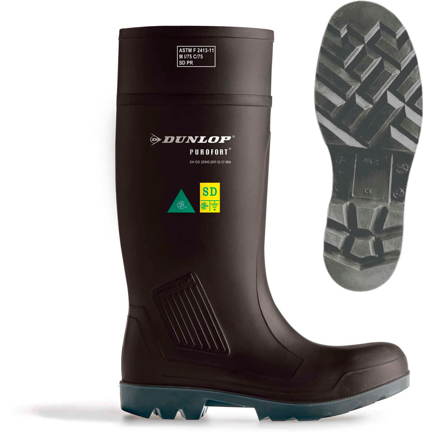 4aadd131366 Foot Protection | Boots & Shoes | Dunlop® Purofort® ...
