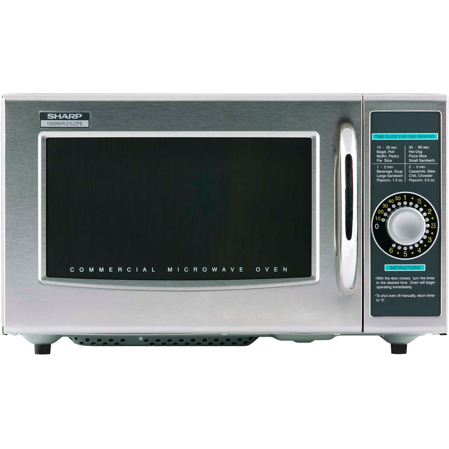 Commercial Liances Microwave Ovens Sharp 174 R