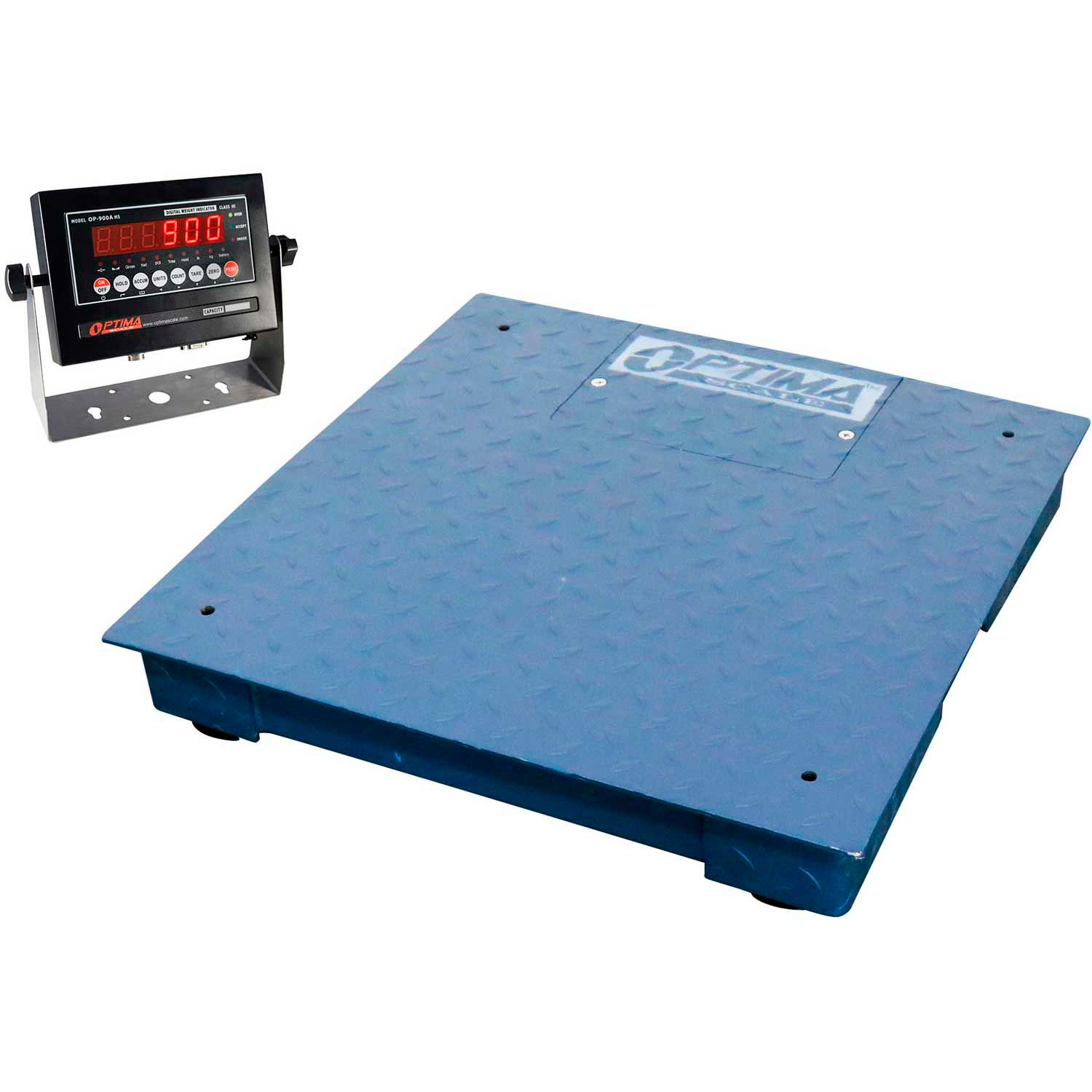 Scales | Scales-Pallet & Truck | Optima NTEP Heavy Duty