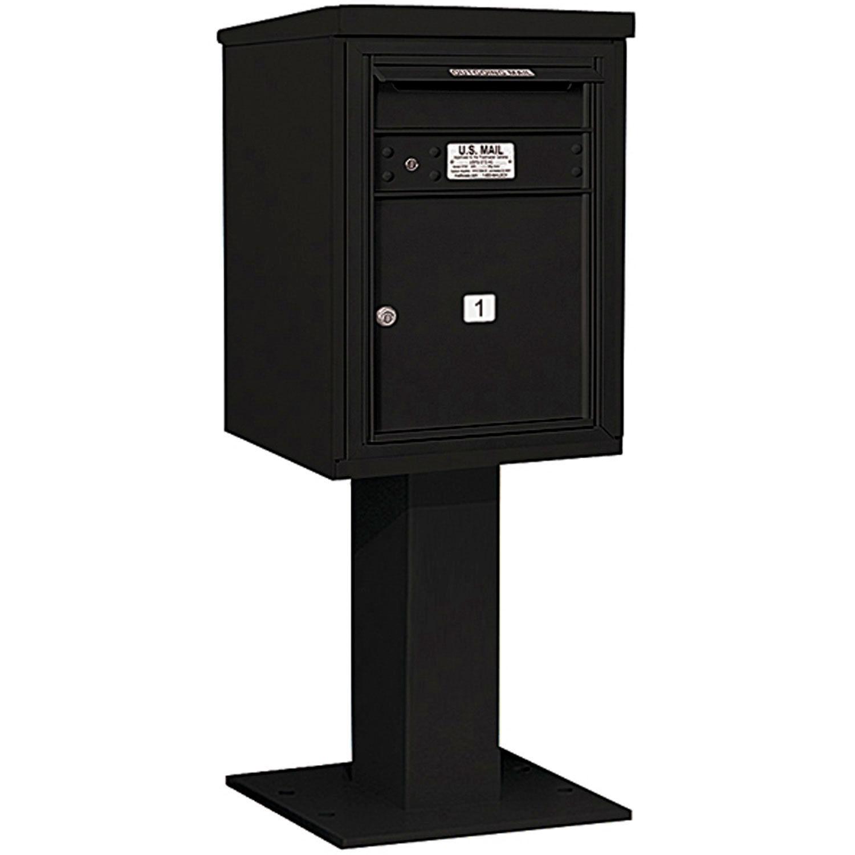 Mailboxes   Commercial Mailboxes–Column Pedestal   Salsbury 4C