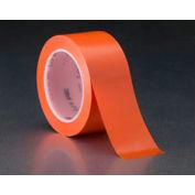"3m™ Vinyl Tape 471 Orange, 2"" X 36 Yd - Pkg Qty 24"