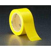 "3m™ Vinyl Tape 471 Yellow, 3"" X 36 Yd - Pkg Qty 12"