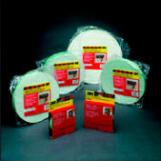 "3m™ Double Coated Urethane Foam Tape 4052 Black, 1"" X 72yd 1/32"" - Pkg Qty 9"