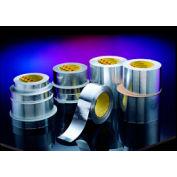 """3m™ Aluminum Foil Tape 425 Silver, 2 1/2"""" X 60 Yd 4.6 Mil - Pkg Qty 12"""