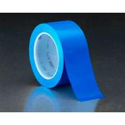 "3m™ Vinyl Tape 471 Blue, 1/4"" X 36 Yd - Pkg Qty 144"