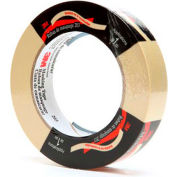 "3M General Purpose Masking Tape 203 0.94""W x 60.15 Yards - Beige - Pkg Qty 36"