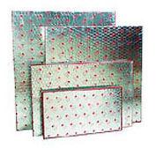 "3M™ Fire Barrier Composite Sheet CS-195+, 36"" x 36"" Boxed"