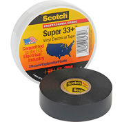 "3m™ Scotch® Super 33+™ Vinyl Electrical Tape, 3/4"" X 66' 80610833834"
