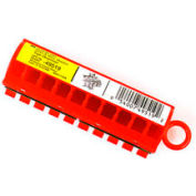 3M™ ScotchCode™ Wire Marker Tape Dispenser STD-0-9, 25 per case