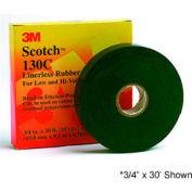 "3m™ Scotch® Linerless Rubber Splicing Tape 130c, 1"" X 30' - Pkg Qty 24"