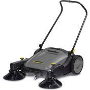Karcher KM 70/20 C 2SB, Manual Walk-Behind Compact Floor Sweeper W/ Dual Brushes - 1.517-107.0
