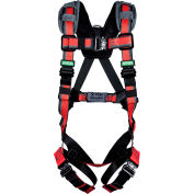 Evotech® Lite Harness, Quick Connect, XL, 10155575