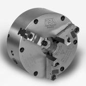 "3 Jaw Self-Centering Universal Steel Body SETRITE Chuck - 10"" Dia. - Pratt Burnerd 1025300"