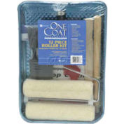 One Coat 12-Piece Roller Kit 3/8 In. Nap - 118516900 - Pkg Qty 6