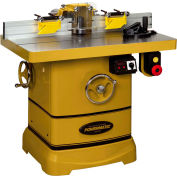 "Powermatic 1280102C Model PM2700 5HP 3-Phase 230/460V Shaper W/ 30"" x 40"" Table & Spindle Height DRO"