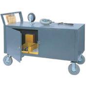 Jamco Security Service Cart RX248 48x24 1200 Lb. Capacity