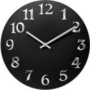 "Infinity Instruments 12"" Vogue Wall Clock"