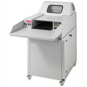 Intimus® 14.95 S Cross-Cut Industrial Shredder - Gray