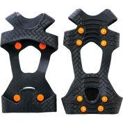 Ergodyne® TREX™ 6300 One-Piece Ice Traction Device, Black, XXL