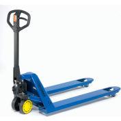 Global Industrial™ Ergo Pallet Jack Truck 5500 Lb. Capacity - 27 x 48 Forks