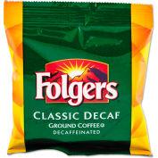 Folgers® Classic Roast Coffee, Decaffeinated, 1.5 oz., 42/Carton