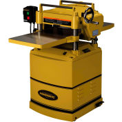 "Powermatic 1791213 Model 15HH-15S 3HP 1-Phase 230V 15"" Planer W/Byrd Shelix Helical Cutterhead"