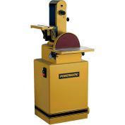 "Powermatic Model 31A  2HP 3-Phase 230/460V 6"" x 48"" Belt / Disc Sander"