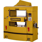 "Powermatic 1791303 Model WP2510 15HP 3-Phase 230/460V 25"" Planer W/ Helical Head"