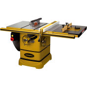 "Powermatic 1792003K Model PM2000 3HP 1-Phase 230V Tablesaw W/ 30"" Rip Accu-Fence ROUT-R-LIFT System"