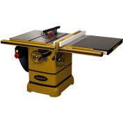 "Powermatic 1792007K Model PM2000 5HP 3-Phase Tablesaw W/ 30"" Rip Accu-Fence Workbench"