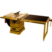 "Powermatic 1792018K Model PM2000 5HP 3-Phase 230/460V 10"" Tablesaw W/ 50"" Rip Accu-Fence Workbench"