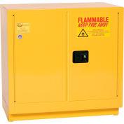 Eagle Compact Flammable Cabinet - Self Close Door 22 Gallon