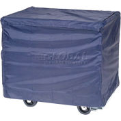 Global Industrial™ 48x40x36-1/2 Blue Nylon Cover