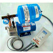 ABS2.1 - Variable Speed Water Pressure Booster Kit - 1HP