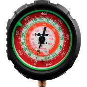 Hilmor AG22404410H 80mm Analog Gauge 1839093, R22-404A-410A, High