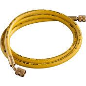 "Hilmor H60Y 60"" Refrigeration Hose 1839152, 1/4"", Yellow"